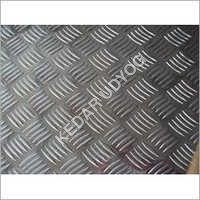 Aluminium 5 Bar Chequered Plate
