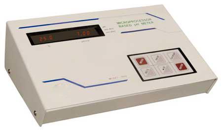 Microprocessor pH System
