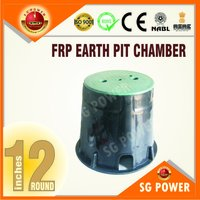FRP Earth Pit Chamber