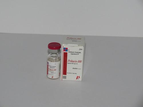 Amikacin Sulphate 500 Mg Injection
