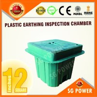 Plastic Earthing Inspection Chamber