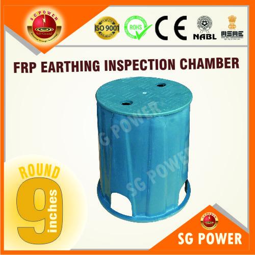FRP Earthing Inspection Chamber