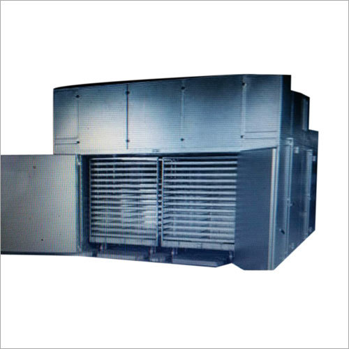 Vacuum Tray Dryer GMP