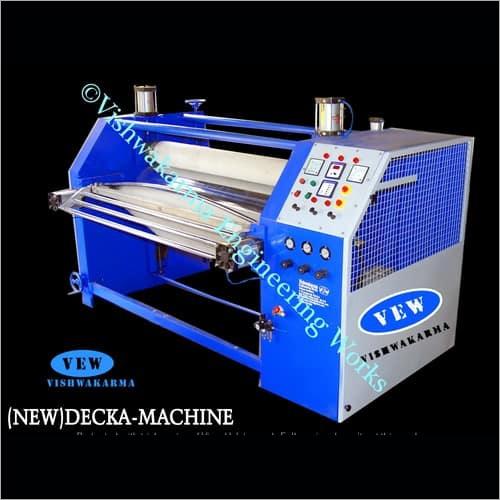 Laundry Press Machine