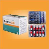 DELTRA - 100 Capsules