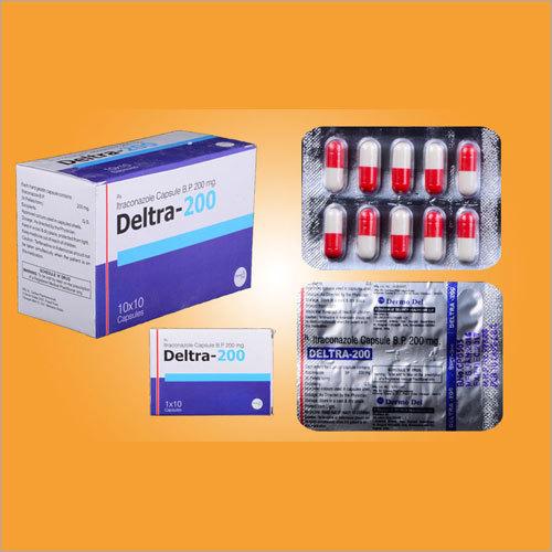 DELTRA - 200 CAP