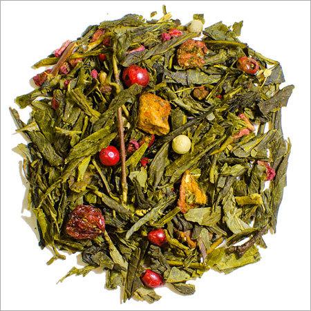 Chili Romance Green Tea
