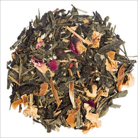 Geisha Green Tea