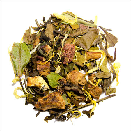Strawberry & Aloe White Tea