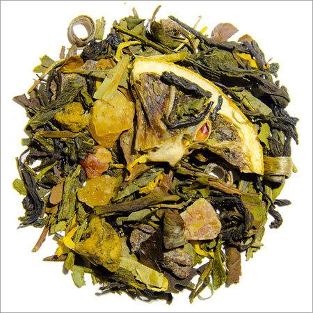 Fountain of Life Green Tea