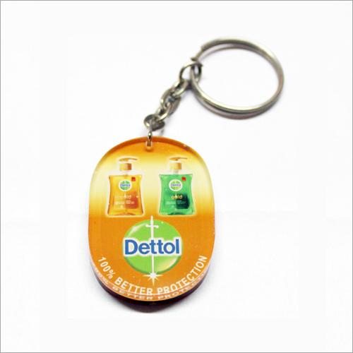 Customized Print Keychain