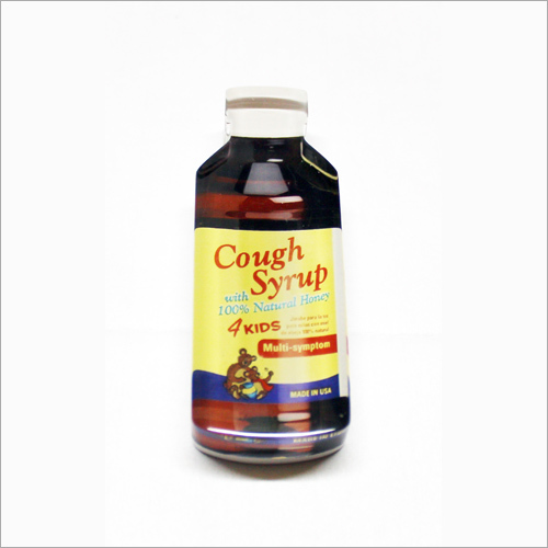 Cough Syrup Paper Weights