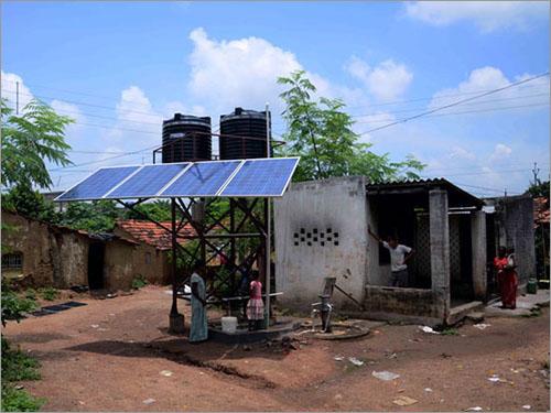Solar Dual Pump