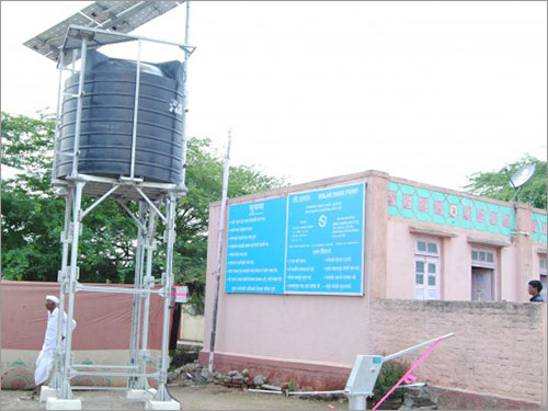 Solar Dual Water Pumping Systems