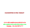 Cilnidipine IP/JP/IHS