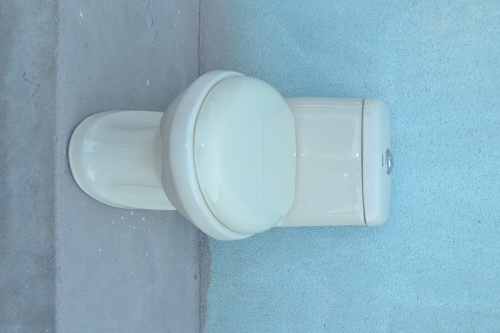 Ceramic One Piece Water Closet