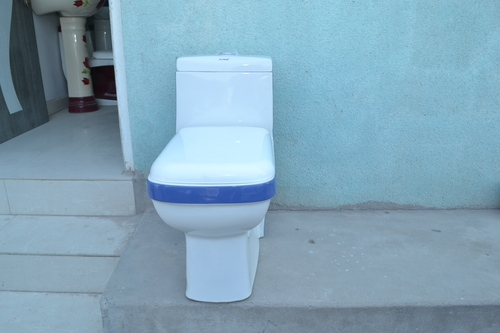 Classic One Piece Water Closet