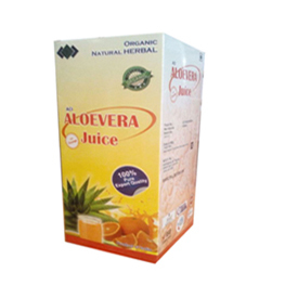 Aloe Vera Juice With Orange