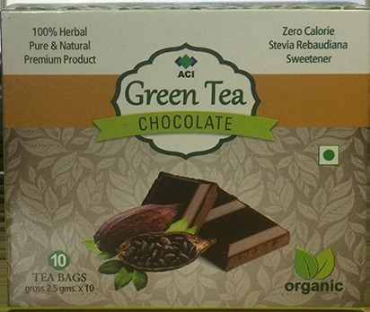 Chocolate Green Tea