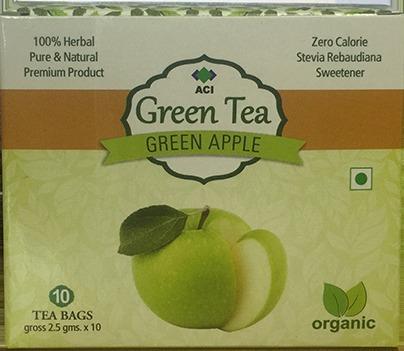 Green Tea Green Apple