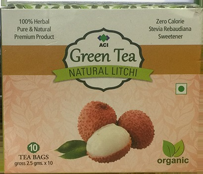 Green Tea Litchi