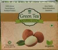 Litchi Green Tea