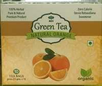 Orange Green Tea