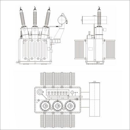 110KV Industrial Power Transformer