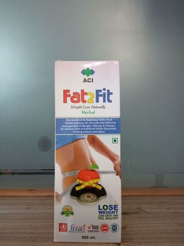 Fat 2 Fit Juice With Stevia