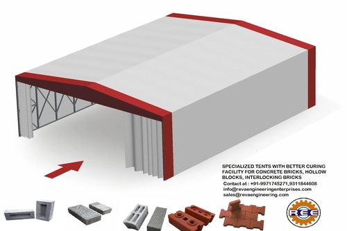 Precast Product Curing Chamber