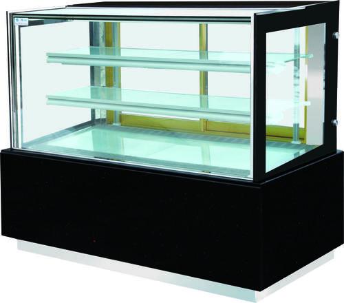 Rectangular Cake Display Cabinet