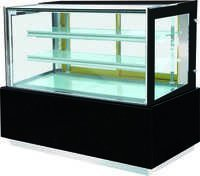 Rectangular Cake Display Cabinet