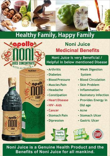 Natural Noni Drink