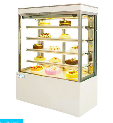 Vertical Cake Cabinet