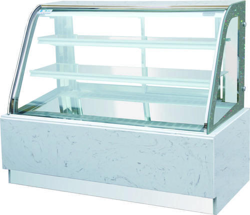 Horizontal Cake Cabinet Freezer