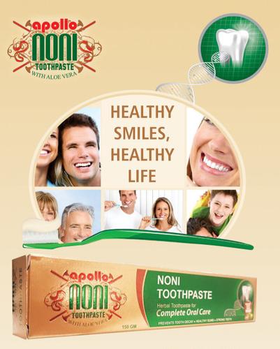 Aloe Vera Noni Toothpaste