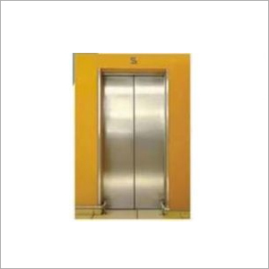 Automatic Center Opening Elevator Door