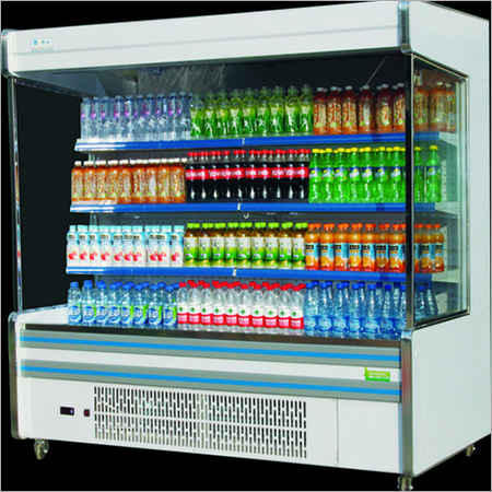 Vertical Air Curtain Merchandiser