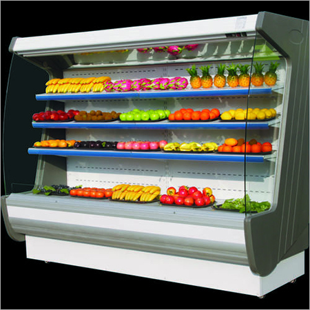 Fruit Vegetable Display Cabinet