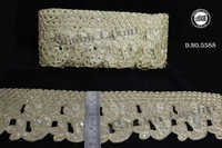 Embroidary cutwork lace