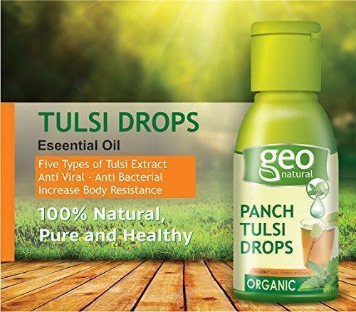 Geo Tulsi Drops