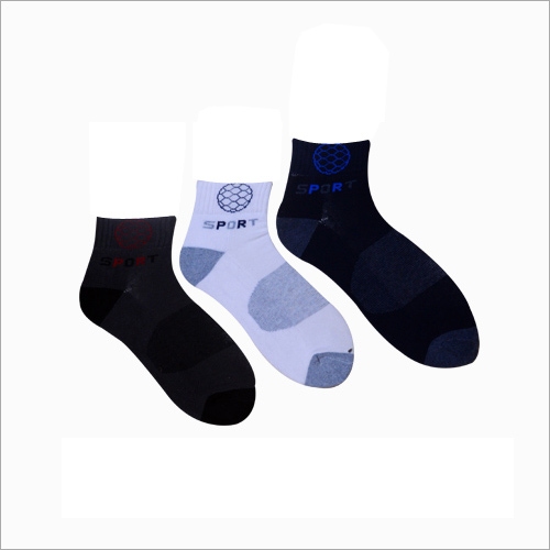 Mens Colorful Ankle Socks