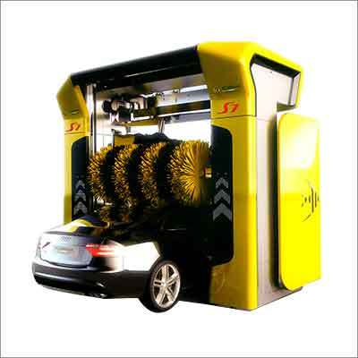 Stargate S7 Automatic Car Washing Systems