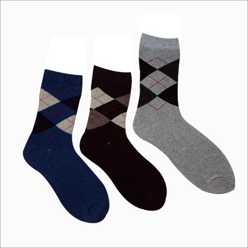 Mens Designer Crew Socks