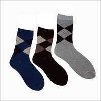 Mens Designer Crew Socks