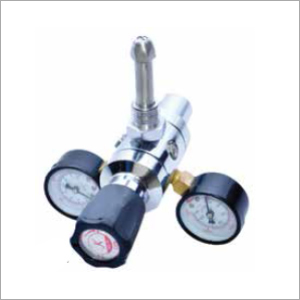 Double Stage Brass Chrome Plated Regulator