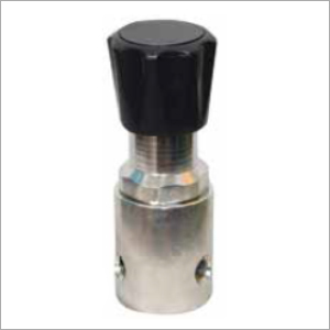 SS High Pressure Piston Type Regulator