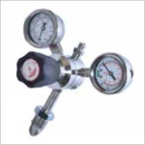 Single Stage SF6 Gas Regulator