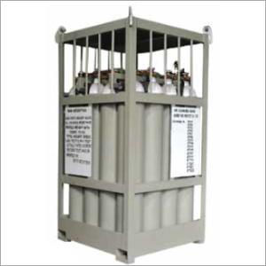 Cylinder Gas Storage Quad