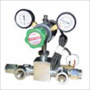 CO2 Gas Heater With Regulator & Manifold